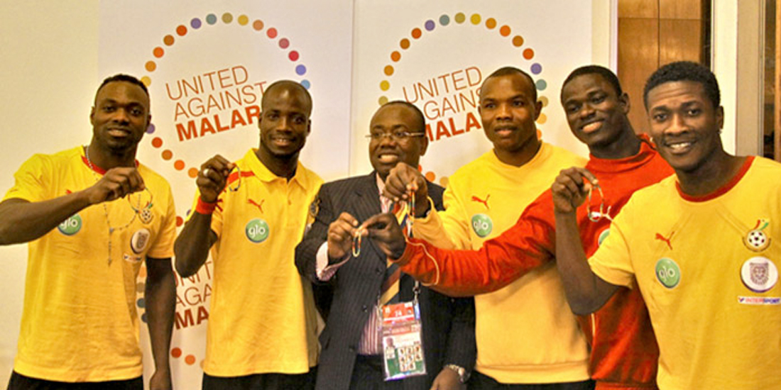 Impatient Optimists - Using Soccer and African Corporate Leadership to Unite Against Malaria