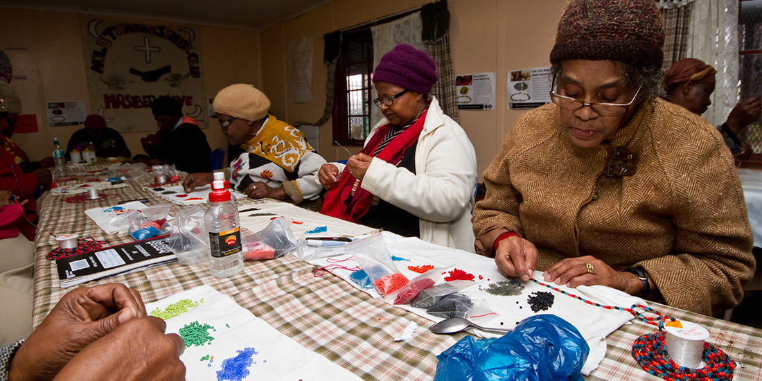 Relate Bracelets Partner with Ikamva Labantu to Better the Lives of Our Senior Citizens