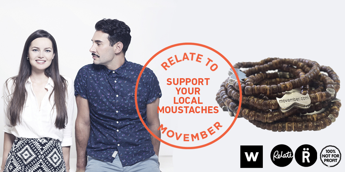 Relate to Movember – coming soon!!