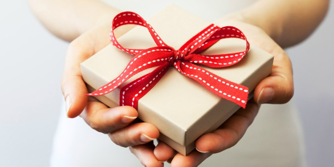 Teens Online - How you can share the gift of giving this festive season