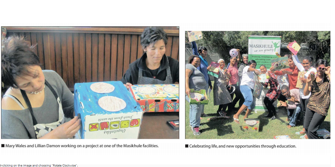 Bolander - Rounding up fantastic 10th year at Masikhule