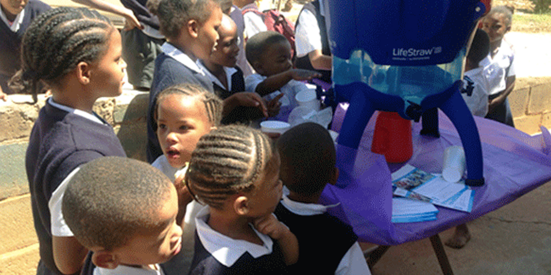 Health 24 - Cape school gets clean drinking water for the first time