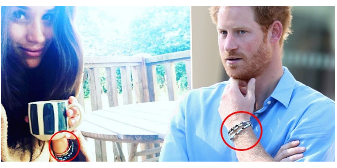 Channel24 Prince Harry Meghan Markle And The Secret Of Matching South African Bracelets