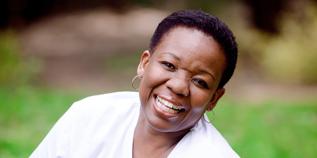 Ntokozo Dludla is the #FaceofBreastCancer